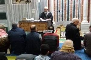 اوقاف دمياط تنظم محاضرات للتعريف بنبي الاسلام بدمياط الجديدة و فارسكور