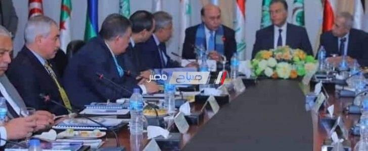 رئيس ميناء دمياط يشارك في اجتماعي مجلس الادارة و يشهد تخرج الدفعة 90 نقل بحري