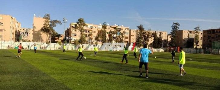 الشباب والرياضة بدمياط تواصل التدريبات الخاصة بمنتخب الصم لمركز تنمية الإبداع