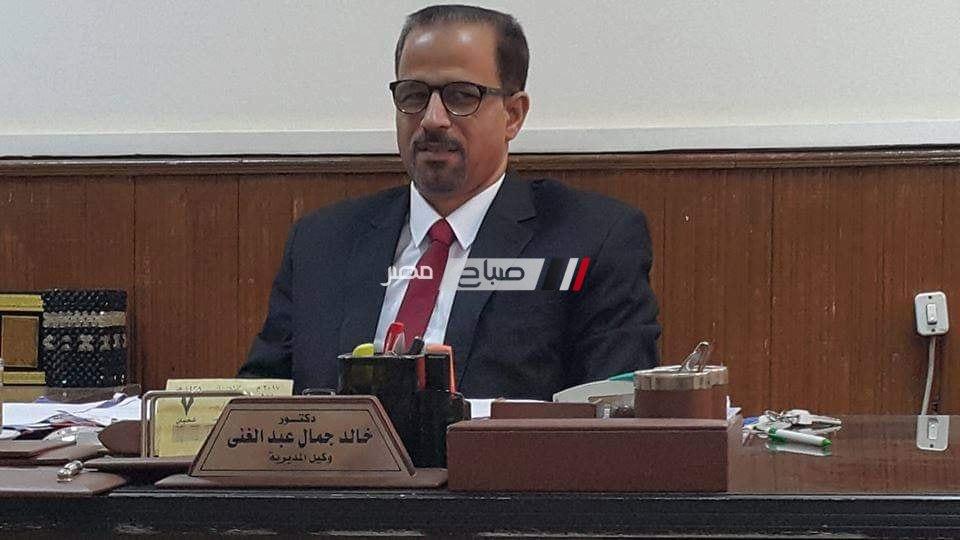الدكتور خالد جمال عبدالغني