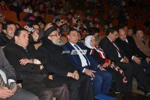 محافظة كفرالشيخ تحتفل بذكرى ميلاد السيد المسيح ورحلة العائلة المقدسة
