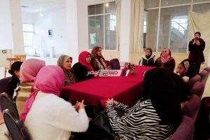 """قصر ثقافة دمياط الجديدة يعقد محاضرة بعنوان """"تنمية المواهب الغنائية والدراما الحركية"""""""