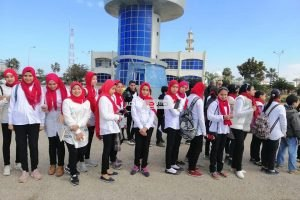 الشباب والرياضة بدمياط تنظم رحلة لزيارة الميناء و دمياط الجديدة بمشاركة 50 طليع من ادارة الروضة