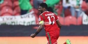 نتيجة مباراة عمان وتركمنستان