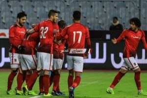 نتيجة مباراة الأهلي والداخلية الدورى المصرى