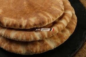 خبز أسمر للريجيم على طريقة نجلاء الشرشابي بخطوات سهلة