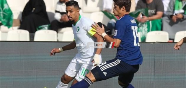 نتيجة مباراة اليابان والسعودية
