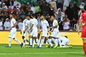 نتيجة مباراة السعودية وكوريا الشمالية