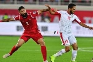 نتيجة مباراة الاردن وسوريا كأس آسيا