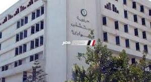 إصابة خمسة عمال فى تفجر جهاز تعقيم مستشفي جامعة المنصورة