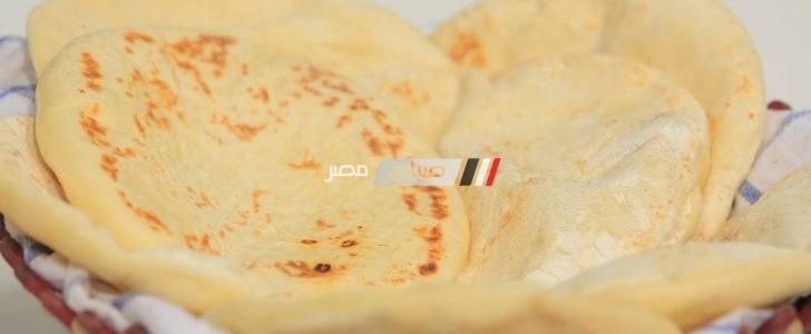 كيفية تحضير العيش الشامي على طريقة نجلاء الشرشابي