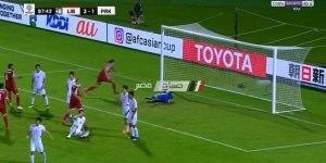 مباراة لبنان وكوريا الشمالية