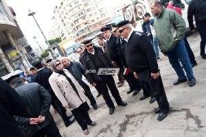 بالصور حملات إزالة إشغالات مكبرة بمنطقة المنشية بالإسكندرية