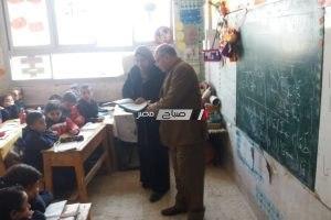 إحالة مدير مدرسة أبي بكر الصديق بشرق الإسكندرية للتحقيق