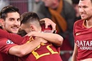 نتيجة مباراة روما وبورتو دوري أبطال أوروبا