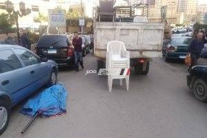 حملات إزالة إشغالات مكبرة بحى المنتزه بالإسكندرية