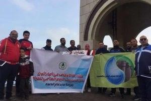 الأوقاف تشارك فى ماراثون للحفاظ على مياه الشرب بالإسكندرية