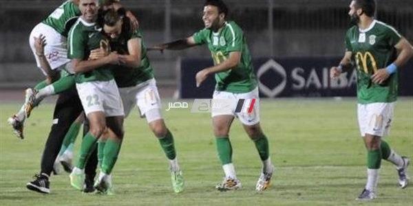 موعد مباراة الاتحاد السكندري ومصر المقاصة الدوري المصري