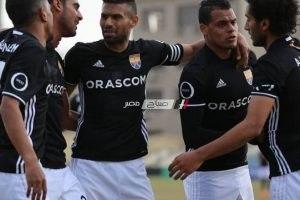 نتيجة مباراة مصر المقاصة والجونة