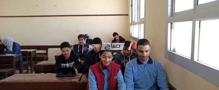 ننشر امتحان اللغة العربية للصف الأول الثانوي التجريبي