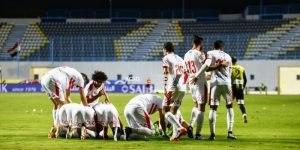 مباراة المقاولون العرب والزمالك