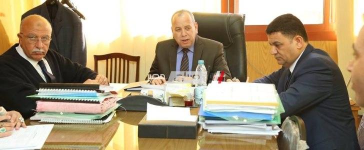 محافظ كفرالشيخ يترأس لجنة قيادات المحافظة لإختيار مدير عام إدارة شرق التعليمية