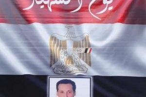 بالصور.. علم مصر يُزيِّن سماء مدارس الإسكندرية