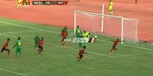 مباراة النيجر ومصر