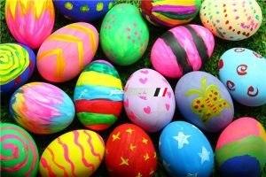 5 نصائح هامة لتلوين البيض في شم النسيم