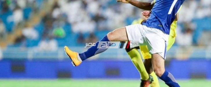 نتيجة مباراة الهلال والتعاون كأس خادم الحرمين موقع صباح مصر