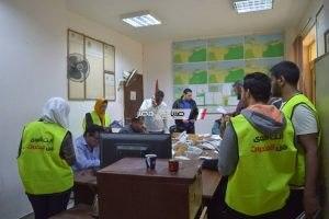 بدء حملات توعية بمخاطر الإدمان للعاملين بالديوان العام والمديريات الخدمية بالاسكندرية