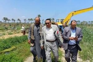 وكيل الزراعة بدمياط يشدد على ضرورة متابعة زراعات القطن للموسم الجديد