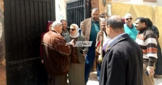 اللواء حمدى الحشاش يتفقد مقرات الاستفتاء لمتابعة جاهزيتها بالإسكندرية