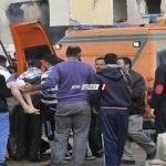 انقلاب سيارة نقل في ترعة بدمياط وإصابة قائدها