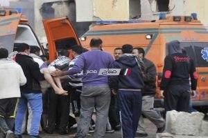 اصابة شخصان في مشاجرة بالأسلحة البيضاء بدمياط