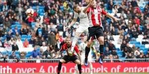 مباراة ريال مدريد وأتلتيك بيلباو