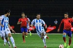 نتيجة مباراة الأهلي وبيراميدز الدوري المصري