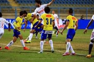 نتيجة مباراة الإسماعيلي والزمالك الدوري المصري
