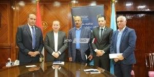 اجتماع محافظ كفر الشيخ