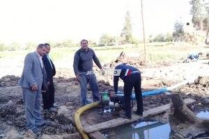 رئيس مدينة دمنهور يستجيب لمشكلات المواطنين