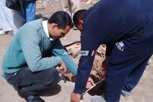 رئيس مدينه دمنهور يستجيب لطلبات المواطنين بدسونس