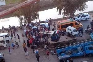 نيابة مصر الجديدة تأمر بدفن جثامين سيدتين لقى مصرعهما فى حادث تصادم أعلى أمتداد شارع الثورة