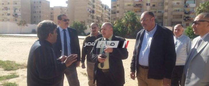 تعليم الإسكندرية يتابع مخازن الاخشاب بجميع المدارس والإدارات