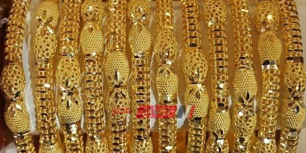 أسعار الذهب في مصر اليوم الثلاثاء 11-6-2019