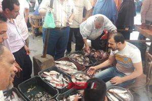 أسعار الأسماك بكافة أنواعها اليوم الإثنين 21-10-2019 في أسواق مصر