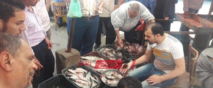 أسعار الأسماك بكافة أنواعها اليوم الخميس 05-12-2019 في الأسواق المصرية