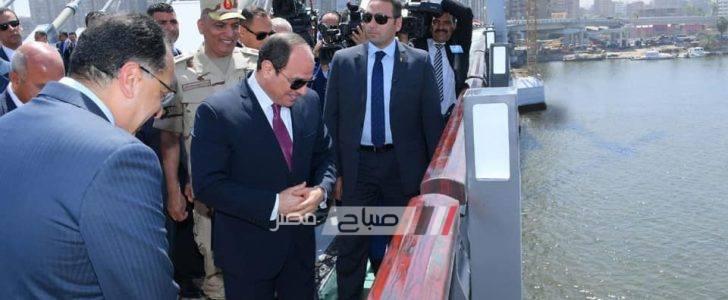 ماذا تعرف على محور روض الفرج وكوبري تحيا مصر ومن المستفيد من افتتاحهم