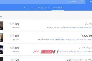 بالصور سفينة خوفو Khufu ship الاكثر بحثا على جوجل