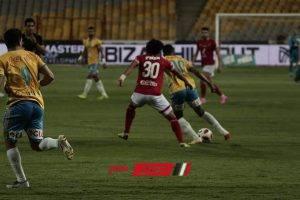 الإسماعيلي يخطف تعادل صعب من الأهلي في الدوري