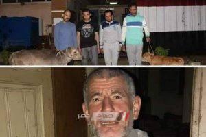 الاعدام ينتظر 4 متهمين بقتل حارس اثناء سرقتهم مواشي مزرعة بدمياط
